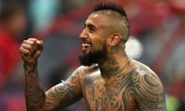 Arturo Vidal: Barcelona Masih di Jalur Juara