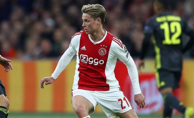 Ajax Cemas, Terancam Tanpa Gelandang Andalan Kontra Juventus