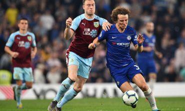 David Luiz Tuding Burnley Terapkan Sepak Bola Negatif