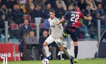 Pemain Juventus Capek Jadi Korban Rasisme Suporter Cagliari