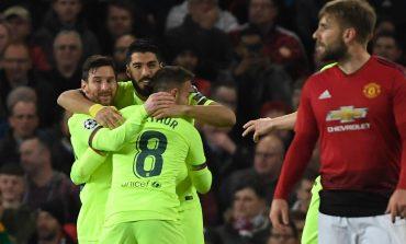 Kalahkan Manchester United, Barcelona Hapus Kutukan di Old Trafford