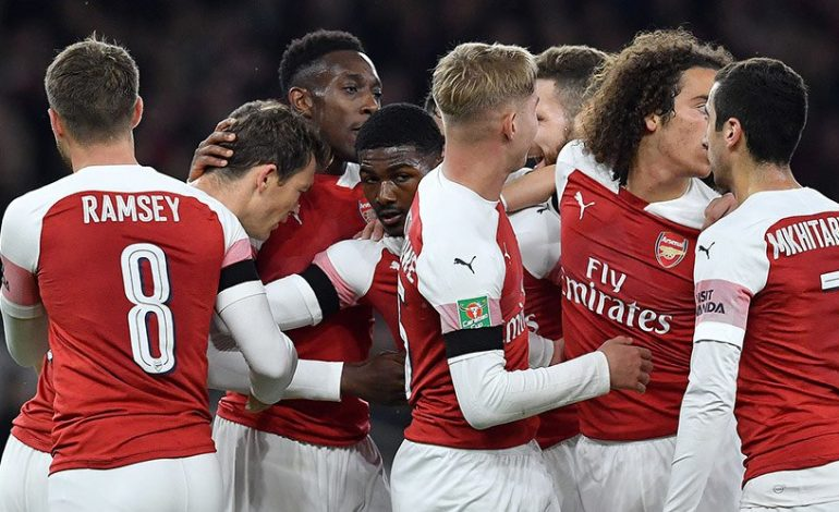 Tiga Pemain Arsenal Terancam Absen di Pertandingan Leg Kedua