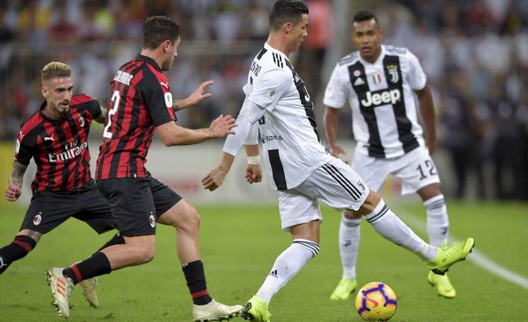 Preview Juventus vs AC Milan: Ancaman Buat Si Nyonya Tua