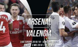 Preview Arsenal vs Valencia: Maksimalkan Laga Kandang