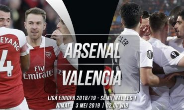 Preview Arsenal vs Valencia: Maksimalkan Laga Kandang