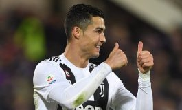 Cristiano Ronaldo Sumbang Rp21,6 M untuk Palestina