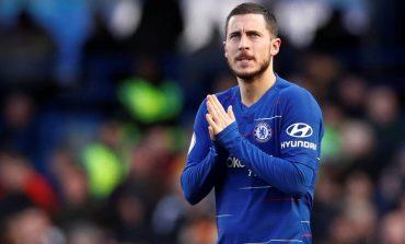 Sarri Tak Berani Jamin Hazard Bertahan di Stamford Bridge