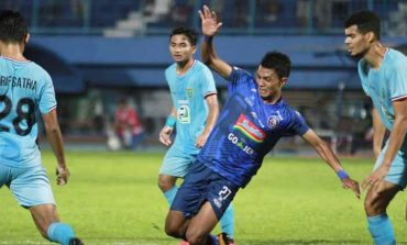 Petik Kemenangan, Pelatih Arema Puji Semangat Juang Singo Edan