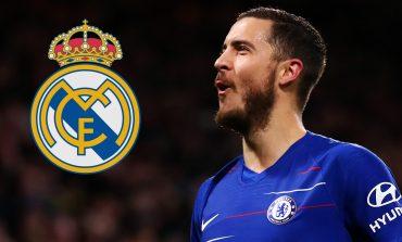 Kepindahan Hazard ke Real Madrid Bisa Munculkan Efek Domino