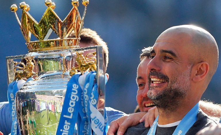 Guardiola Rebut Gelar Pelatih Terbaik Liga Primer Inggris