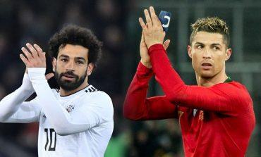 Ronaldo Kepincut Salah, Minta Juve Membajaknya ke Turin