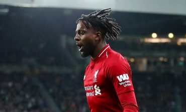 Dua Kali Selamatkan Liverpool, Divock Origi Diganjar Kontrak Baru