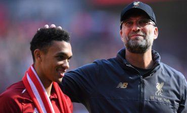 Mungkin Tahun Depan, Liverpool Gunakan Peralatan Panggung Juara Liga Inggris