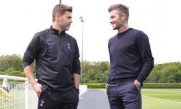 Beckham Suntik Semangat Tottenham Jelang Final Liga Champions