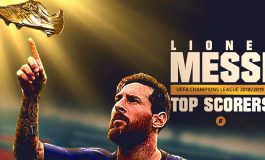 Hentikan Dominasi Cristiano Ronaldo, Lionel Messi Predator Tertajam UCL 2018/2019
