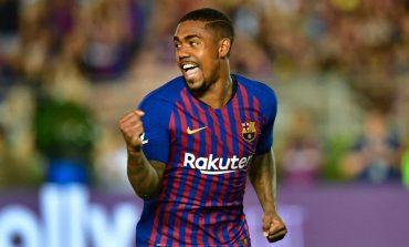 Malcom Minta Ditempatkan di Daftar Jual Barcelona