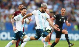 Meski Baru Satu Gol, Aguero Tetap Dipercaya Starter