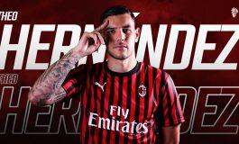 Hasil Bola: AC Milan Ditahan Novara, Theo Hernandez Penyelamat