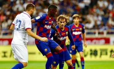 Meski Ada Griezmann, Barcelona Takluk dari Chelsea di Rakuten Cup 2019