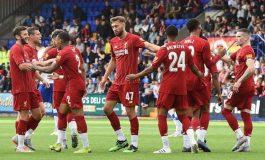 Rhian Brewster Kinclong, Liverpool Menang Setengah Lusin Gol