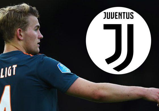 De Ligt Sudah Sepakat Gabung Juventus