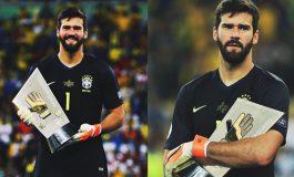 Alisson Becker, Pemborong Golden Gloves Calon Peraih Ballon d'Or