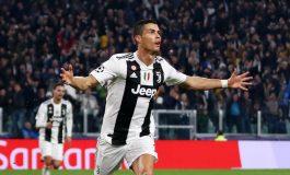 Cristiano Ronaldo Mangkir dari Sesi Latihan Perdana Juventus