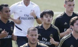 Skill Takefusa Kubo Mencengangkan Tim Pelatih dan Pemain Real Madrid Senior