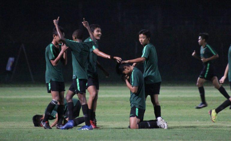 Daftar 25 Pemain Timnas Indonesia U-15 untuk Piala AFF 2019