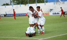 Timnas Indonesia U-15 Tumbangkan Vietnam 2-0 di Piala AFF 2019