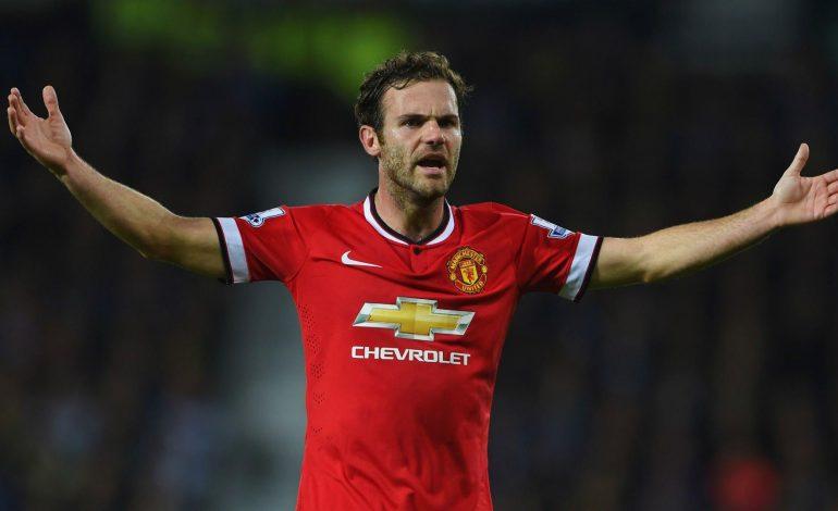 Demi Manchester United, Juan Mata Tolak Iming-iming Gaji Fantastis dari Klub China
