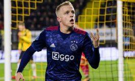 Real Madrid Incar Gelandang Ajax