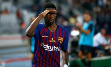 Barcelona Kehilangan Ousmane Dembele Selama 5 Pekan
