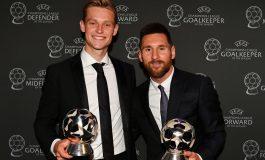 Frenkie de Jong Terpilih Sebagai Gelandang Terbaik Liga Champions 2018-19