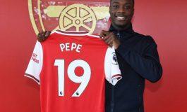 Nicolas Pepe Tak Sabar Merumput Bersama Arsenal