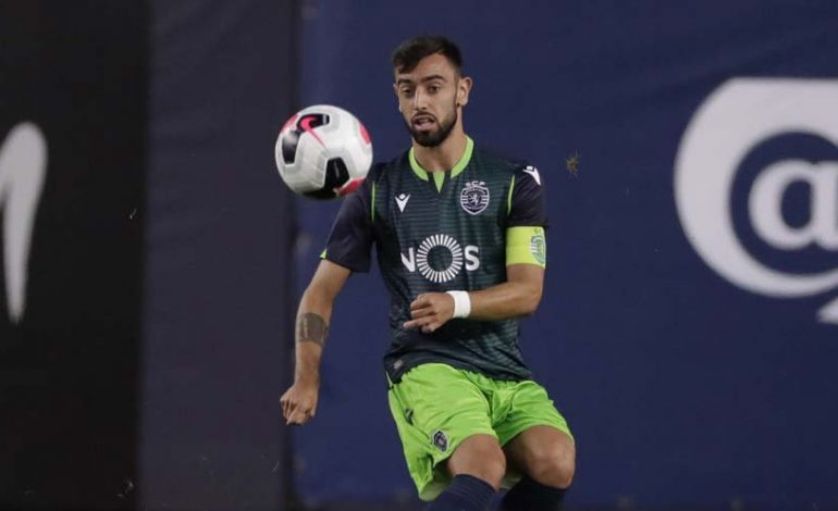 Real Madrid Kebut Transfer Bruno Fernandes