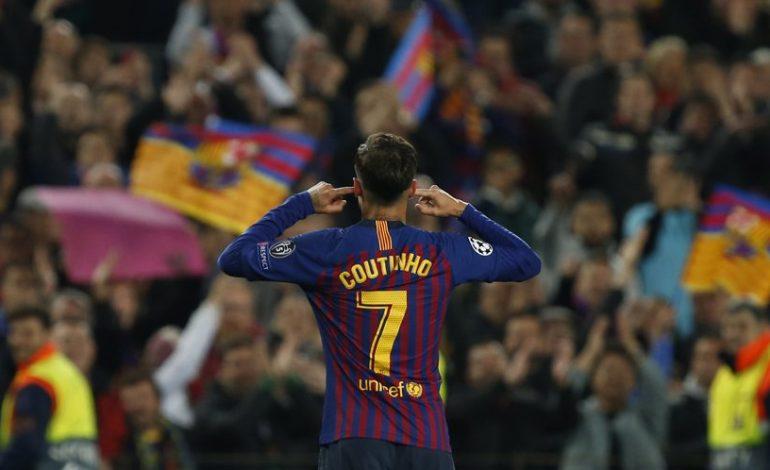 Negosiasi Lancar, Barcelona Lepas Coutinho ke Bayern Munchen?