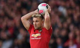Luke Shaw Terancam Absen Lima Pekan Bela Manchester United