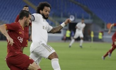 Marcelo Gagal Penalti, Real Madrid Ditumbangkan AS Roma