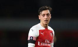 Mesut Ozil Punya Pesan untuk Pemain Muda Arsenal, Apa Itu?