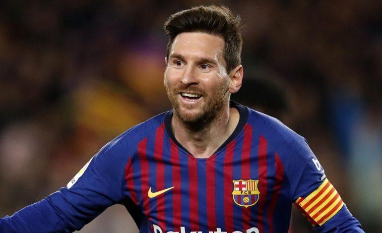 Lionel Messi Dipastikan Tak Main saat Barcelona Lawan Osasuna