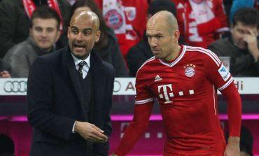 Arjen Robben: Pelatih Terbaik Dalam Karier Saya? Pep Guardiola