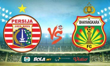 Hasil Pertandingan Persija Jakarta vs Bhayangkara FC: Skor 1-1