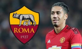 Bek Manchester United, Chris Smalling Gabung ke Roma