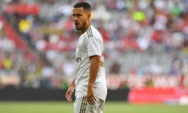 Real Madrid Vs Levante: Eden Hazard Punya Kans Jalani Debut di La Liga