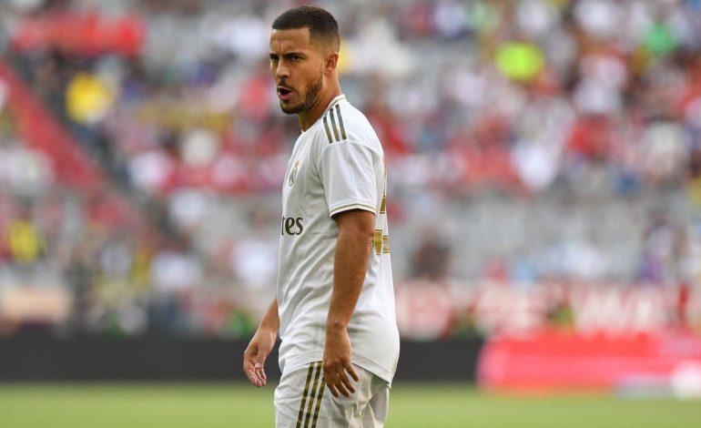 Real Madrid Vs Levante: Eden Hazard Punya Kans Jalani Debut di La Liga