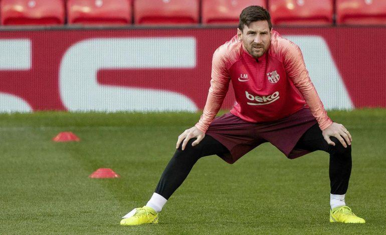 Lionel Messi Siap Tampil Membela Barcelona