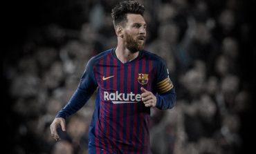 Lionel Messi Tunda Comeback