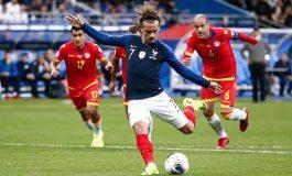 Beruntun 2 Kali Gagal Penalti buat Prancis, Apa Kata Griezmann?