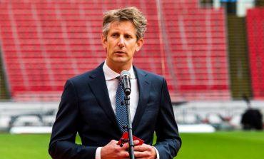 Sukses di Ajax, Edwin van der Sar jadi Kandidat Direktur MU